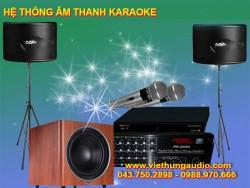 Bộ karaoke Hiệu quả